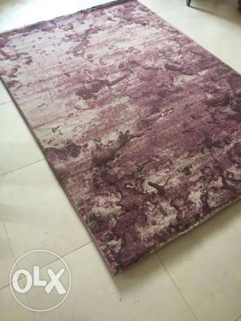 Pale Mauve Carpet..