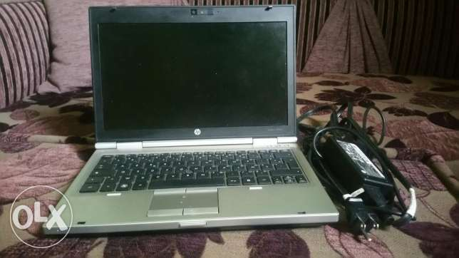 Hp elite book i5 2560 like new