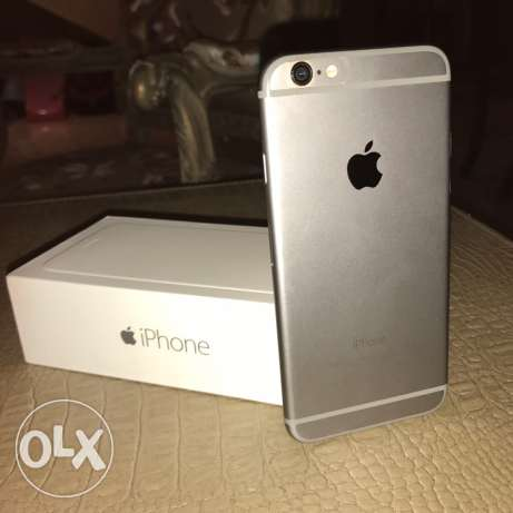 I phone 6 16GB space grey