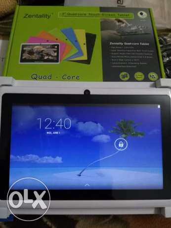 اZentality 7 Quad-Core internet Tablet مدينة بورفؤاد -  5