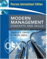 "Modern Management: International Version: Concepts and Skills ""Used"""