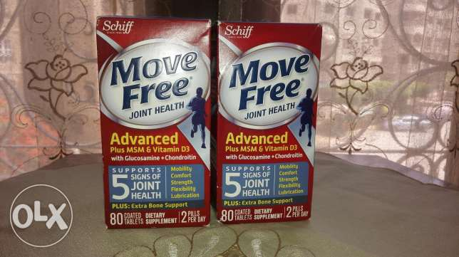 Move Free joints health