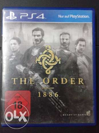 The order 1886 ps4 for sale