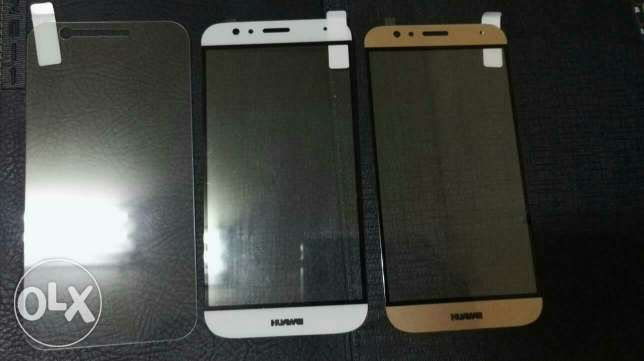 Huawei G8 glass screen protector