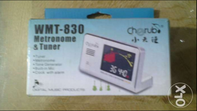 Metronome and Tuner