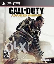 Call of duty for ps3 advanced warefare