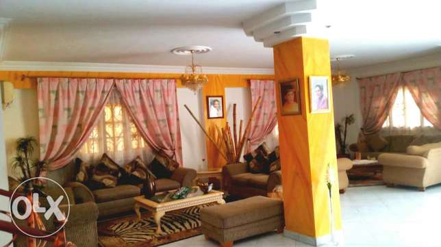 Luxurious villa in obour city quite close to the AIRPORT. شيراتون -  5