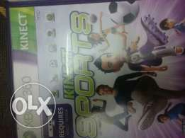 2 cd original kinect sports and star wars