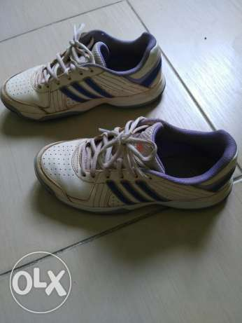 Adidas tennis shoes تنس