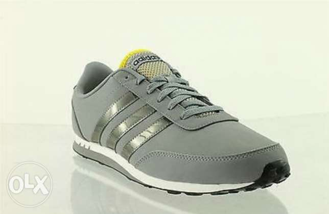 Adidas v racer lea neo label size 11