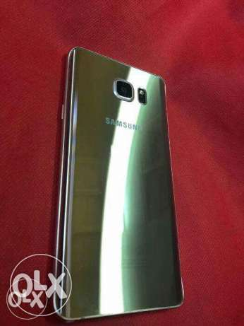 Samsung note 5 64g gold