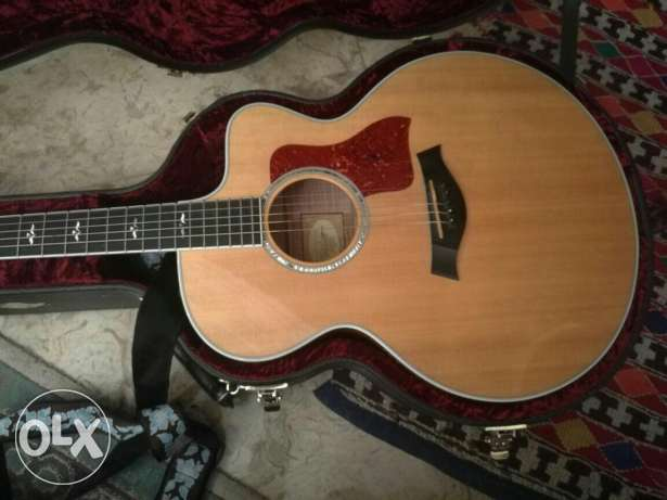 guitar taylor 615ce جيتار