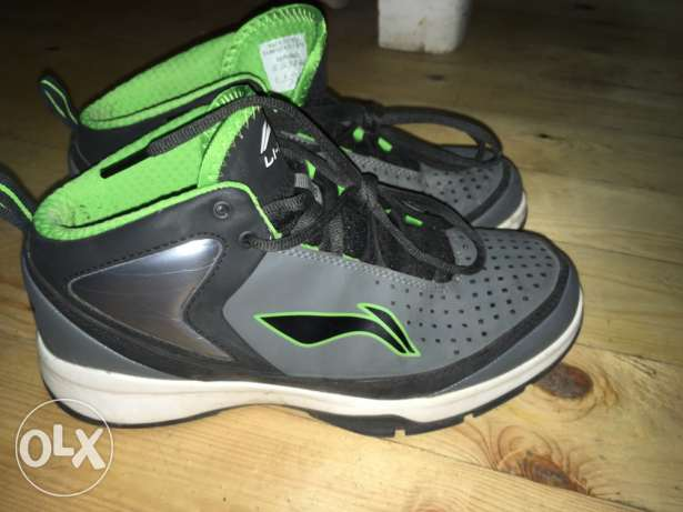 Li Ning Basketball Shoes 42 Euro Size المعادي -  2