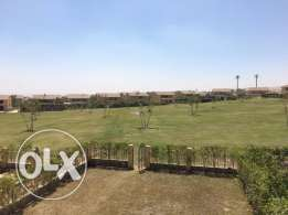 Twin House in AL Rabwa Zayed prime location golf view fully finished