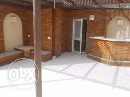 Furnished Penthouse Located In Maadi Degla For Rent