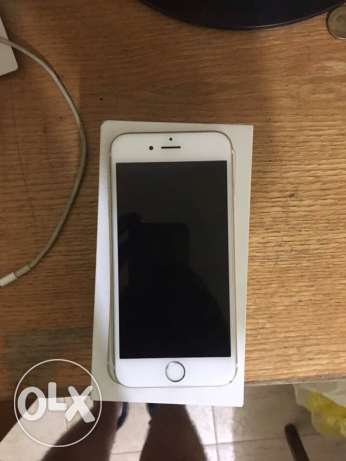 Iphone 6S 16gb gold perfect condition