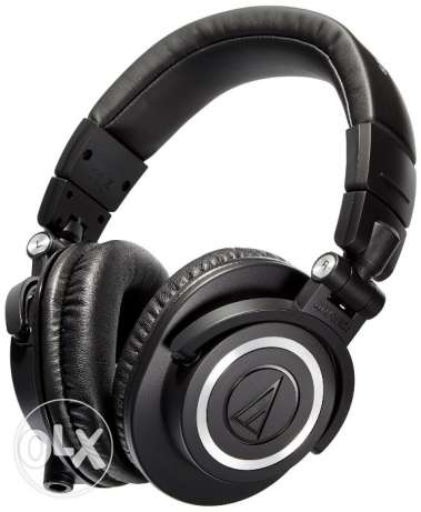 Used Audio Technica M50x