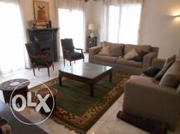 Bright penthouse for rent in maadi srayat