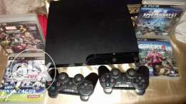 PlayStation 3 250g cds original