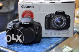 for sale body canon 700d