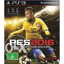 ps3 pes 16 for sale or trade