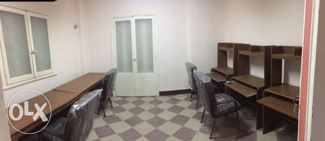 Coworking space for rent in nasr city
