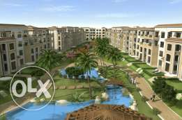 New cairo _Stone residence compound _Apartment 200m for sale