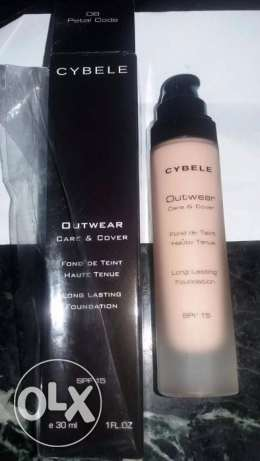 Foundation CYBELE Outwear petal code 8