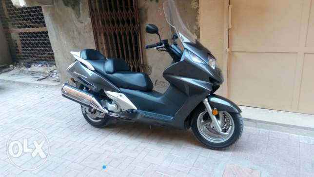 Honda silver wing 2008 like new