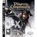 ps3 pirates of the caribbean at world's end