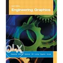 Engineering graphics (International Edition) 8th edition