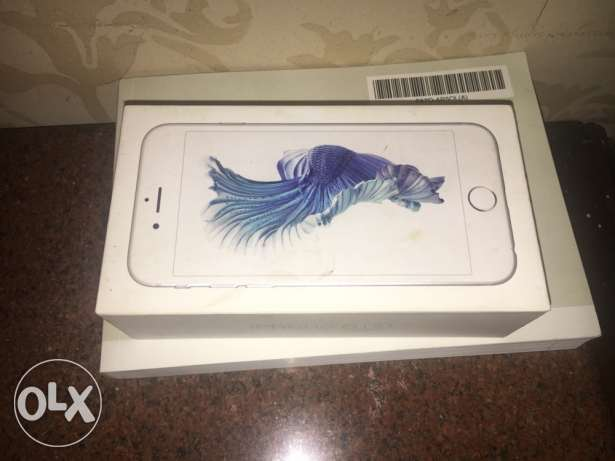 iphone 6s - kasr zero - silver طنطا -  2