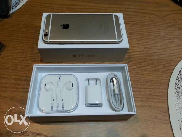Amazing Deal, iPhone 6, Gold, 16GB المقطم -  3