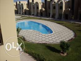Sahl Hashish. Studio for rent in compound with own beach. 2000 LE