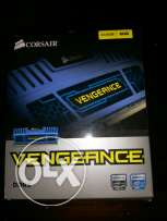 Corsair vengeance desktop Ram 8GB (4x2) DDR3 1600 in original package