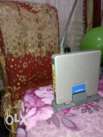 Router Linksys المندرة -  1