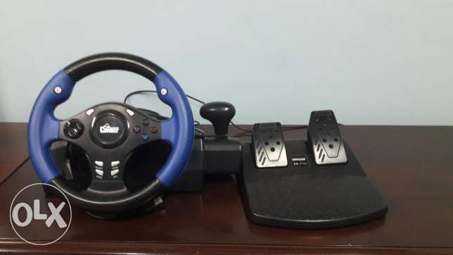 Pc - playstation car controller