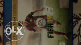 Fifa 15 ps4 (ultimate team edition)