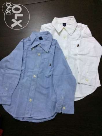 boys outfits original brands ٢ قميص و ٢ بنطلون ولادي شيراتون -  3