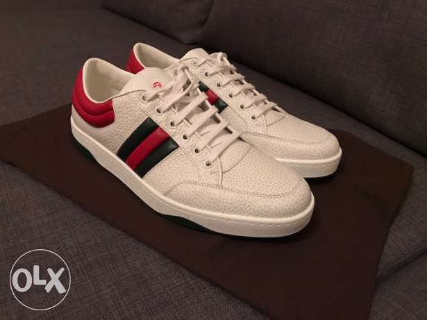 Gucci sneakers size 44 Brand New