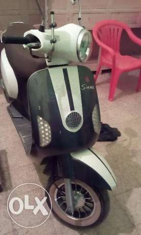 scooter siena c50اسكوتر