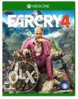 Xbox one Far cry 4 sealed new