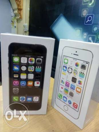 IPhone 5s (32) gray new
