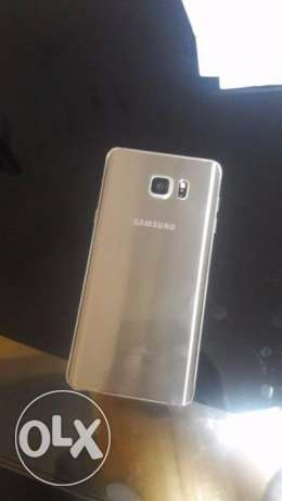 Galaxy Note 5 32G , Gold with Box and Cover