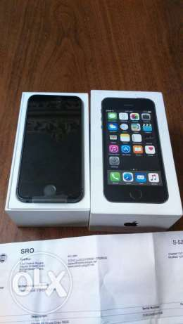IPhone 5s 16GB شبرا -  1