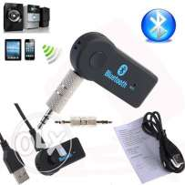 aux bluetooth compatible with iphone 3,4,5,6,7 , anrdiod ,car stereo