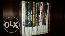 Xbox 360 Games High Copy