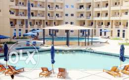 Studio for sale in the project with pools & beach. 5 min to El Gouna
