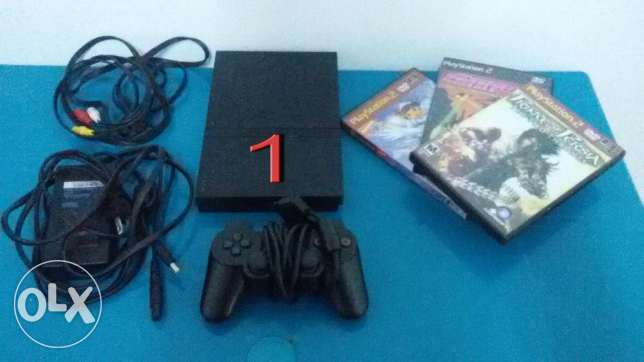 2 PlayStation 2