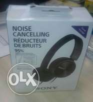 سماعات سونى Sony Noise Cancelling